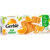 Galletas de soja-naranaja GERBLE, caja 280 g