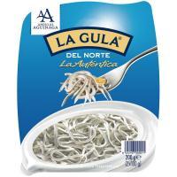 La gula del norte fresca ANGULAS AGUINAGA, bandeja 200 g
