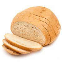 Hogaza de pan natural, paquete 500 g