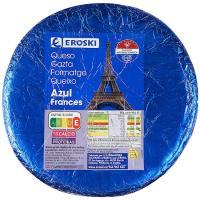 Queso azul EROSKI, al corte, compra mínima 100 g