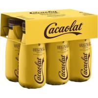 Batido de cacao CACAOLAT, pack botellin 6x200ml