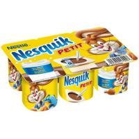 Milkybar Petit de chocolate NESQUIK, pack 6x55 g