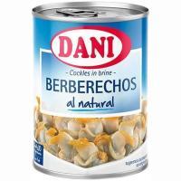 Berberecho DANI, lata 90 g