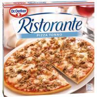 Pizza Ristorante Tonno DR. OETKER, caja 355 g