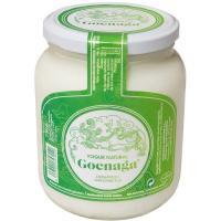 Yogur desnatado natural artesano GOENAGA, tarro 720 g