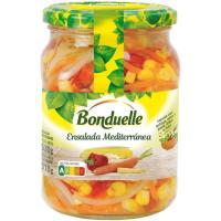 Ensalada Mediterránea BONDUELLE, frasco 310 g