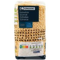 Estrellitas EROSKI, paquete 500 g
