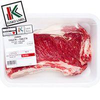 Chuleta de vaca EUSKAL OKELA, bandeja aprox. 440 g