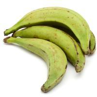Plátano para cocinar, al peso, compra mínima 1 kg