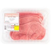 Filete muy tierno de ternera blanca, bandeja aprox. 500 g
