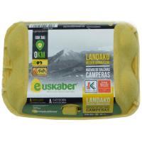 Huevo de caserío EUSKO LABEL BASERRIKO EUSKABER, cartón 6 unid.