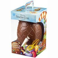 Huevo decora tu mismo SIMÓN COLL, 1 unid., 380 g