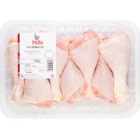 Jamoncitos de pollo, 6-9 unid., bandeja 800 g