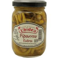 Piparras extra UBIDEA, frasco 75 g