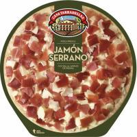 Pizza de jamón serrano CASA TARRADELLAS, 1 unid., 390 g