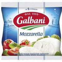 Queso Mozzarella GALBANI, bolsa 125 g